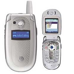 Used Motorola V400 Quad-band Phone